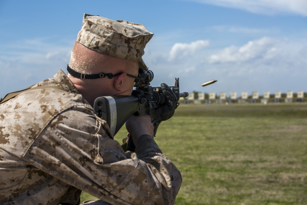 marine corps rifle qualification