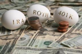 what are some retirement investment types