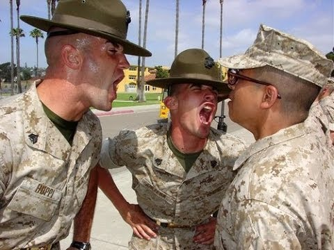 letter from week one of marine corps recruit training san diego