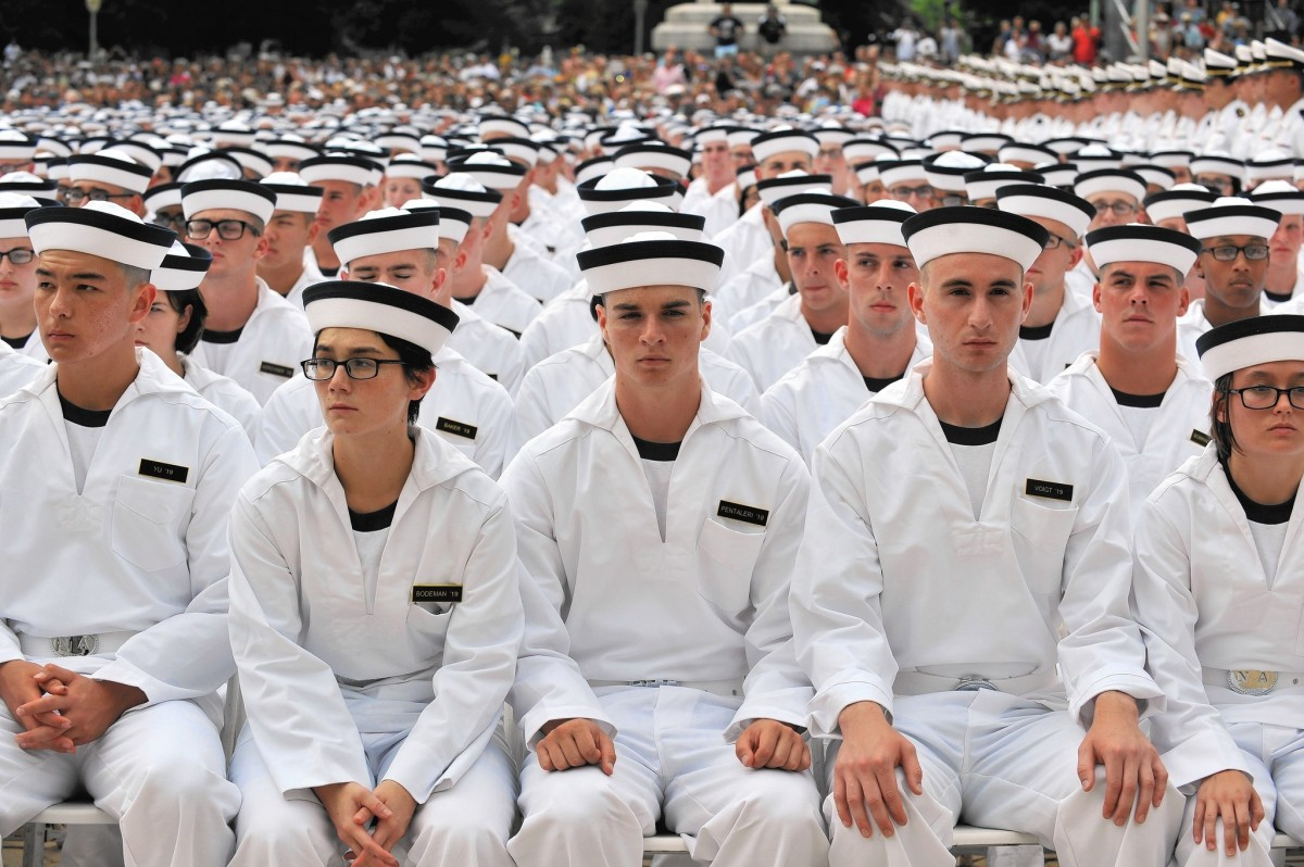 tips for naval academy admissions
