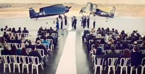 air-force-wedding-airplanes-outdoor