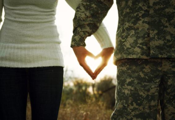 military-love