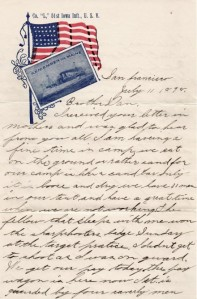 spanish-american-war-letter-to-soldiers