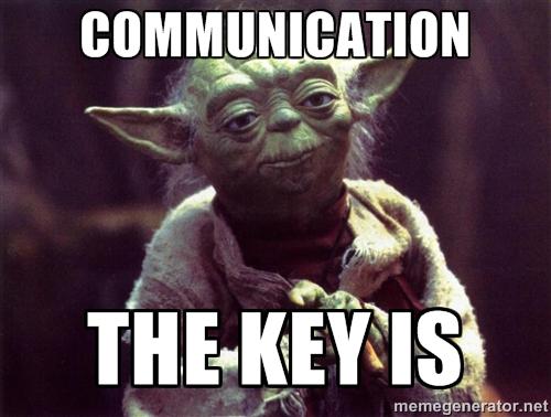 Výsledek obrázku pro communication meme
