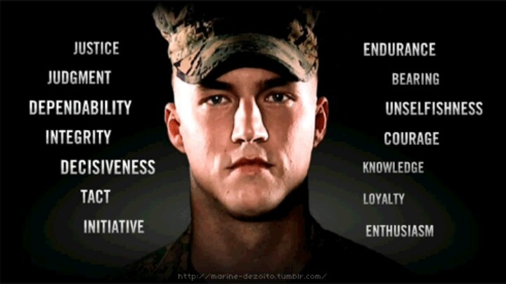 marine corp 14 leadership traits Noncommissioned officers are the backbone of the marine corps  each leader is marine corp 14 leadership traits essay 959 words | 4 21 oct.