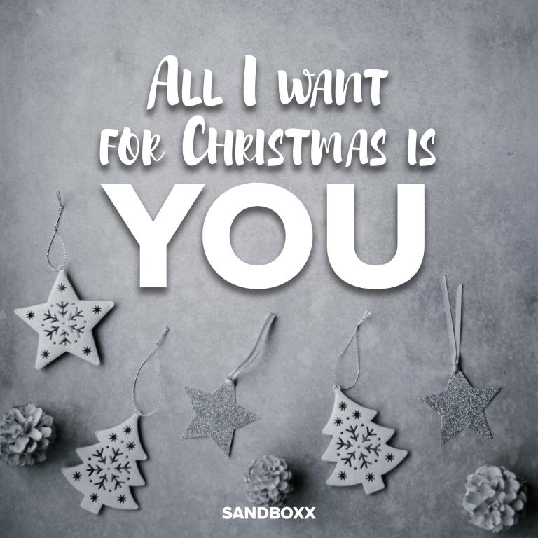 SImplealliwantforchristmas