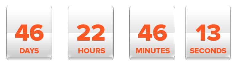 CoastGuard Countdown